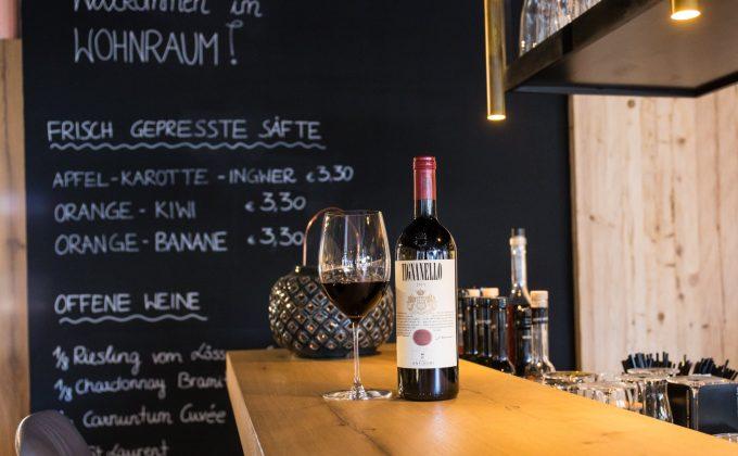 Weinschulung der besonderen Art