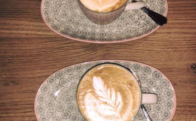 Auch eine Kaffeeschulung darf nicht fehlen!
